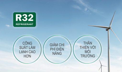 Dieu Hoa Panasonic 1 Chieu 24000btu Cu Cs N24vkh 8 6