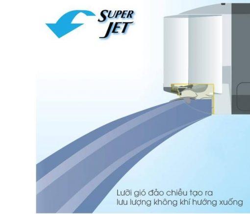 Điều hòa Sharp Inverter 1 chiều 18000BTU AH-X18XEW