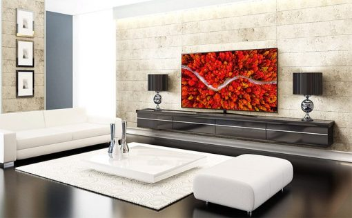 Smart Tivi LG 55 inch 4K 55UP8100PTB ThinQ AI