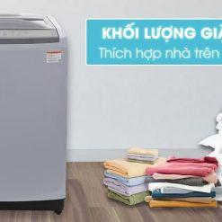 Máy giặt 9Kg Samsung WA90M5120SG/SV