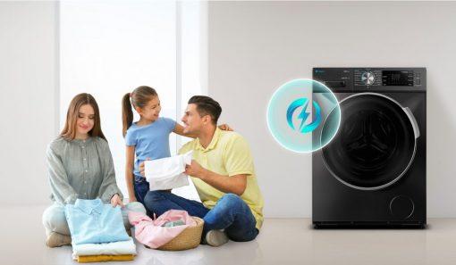 Máy giặt Casper inverter WF-105I150BGB 10.5kg 【2021】