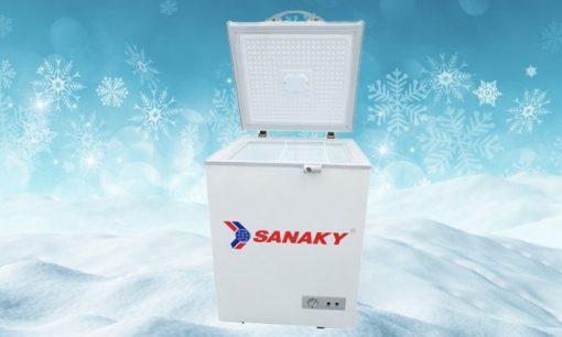 Tủ đông 1 ngăn Sanaky 100 lít VH-1599HYKD