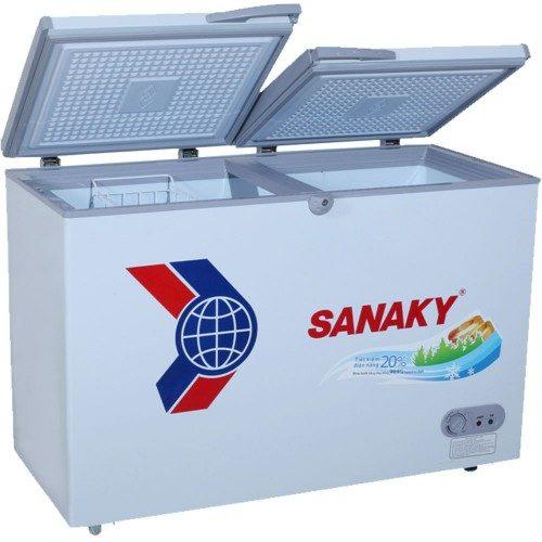 Tủ đông dàn đồng Sanaky VH-2299A1, 220 Lít, 1 Ngăn Đông