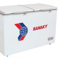 Tủ đông lạnh Sanaky 235 lít VH 285A2, 1 ngăn đông, dàn lạnh nhôm