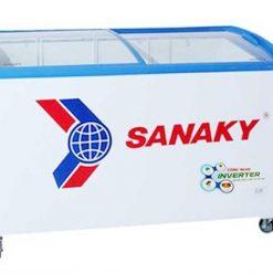 Tủ đông nắp kính Sanaky dàn đồng 260L VH-3899K